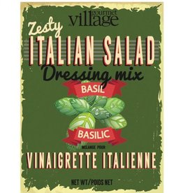 Retro Zesty Italian Salad Dressing Mix