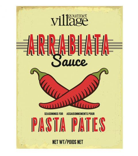 Arrabiata Pasta sauce Seasoning