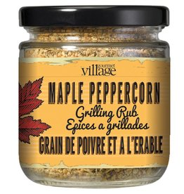 BBQ Seasoning Jar - Maple Peppercorn Rub