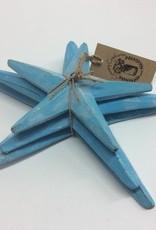 Starfish set/3 Blue