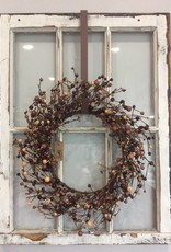 Cinnamon Pip Berry Wreath - Large