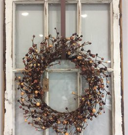 Cinnamon Pip Berry Wreath - Large