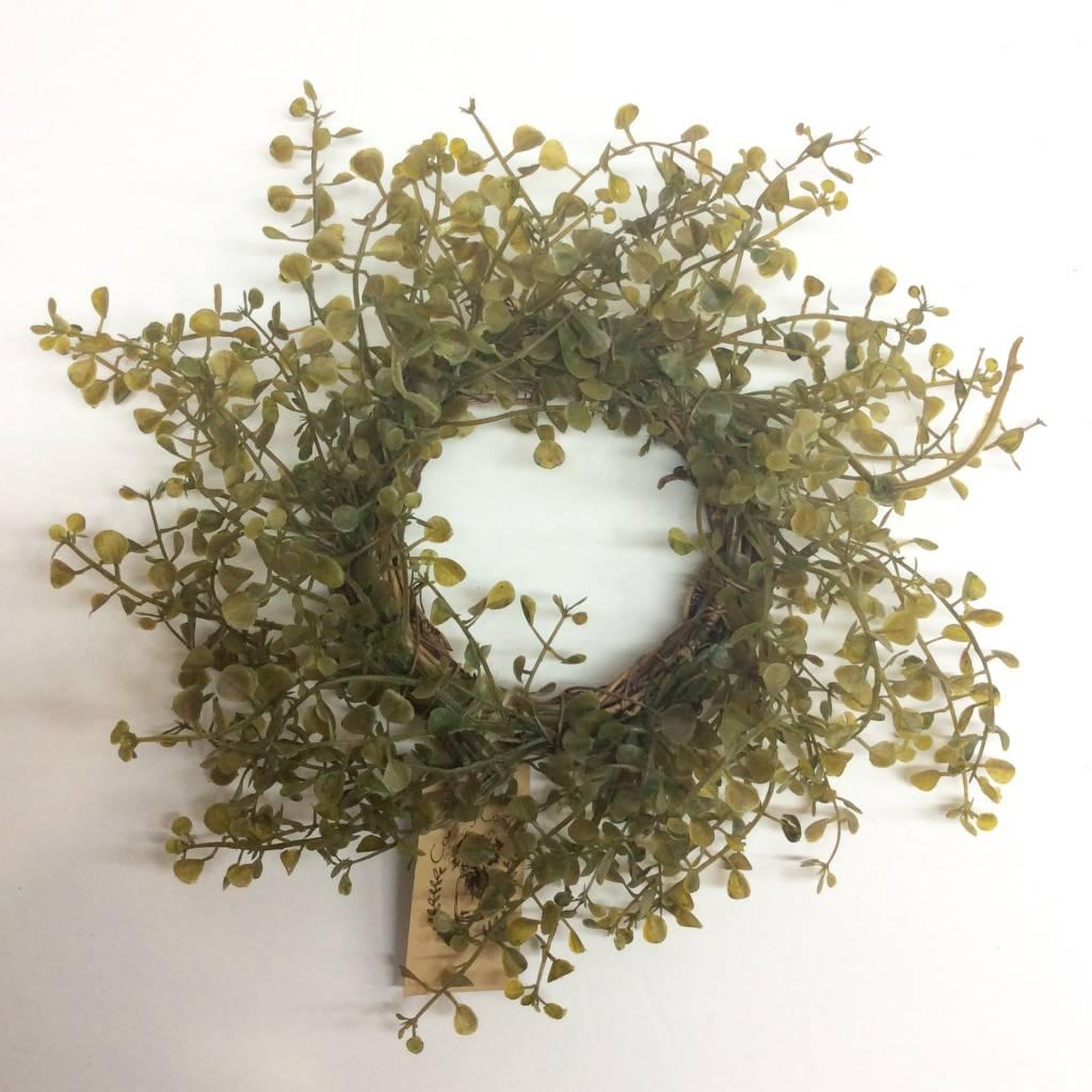 """8"""" Baby Grass Wreath"""