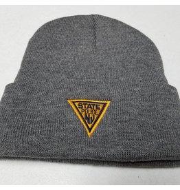 Knit Watchcap Oxford Grey