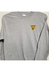 Long Sleeve Grey Tee