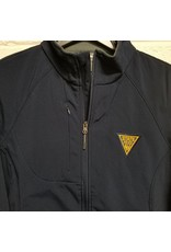 Ladies Matrix Soft Shell Jacket -Navy