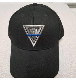 Thin Blue Line Flag Hat