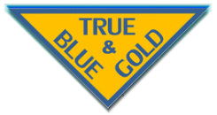 True Blue and Gold