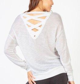 Skirt Hard Tail - Lattice Pullover