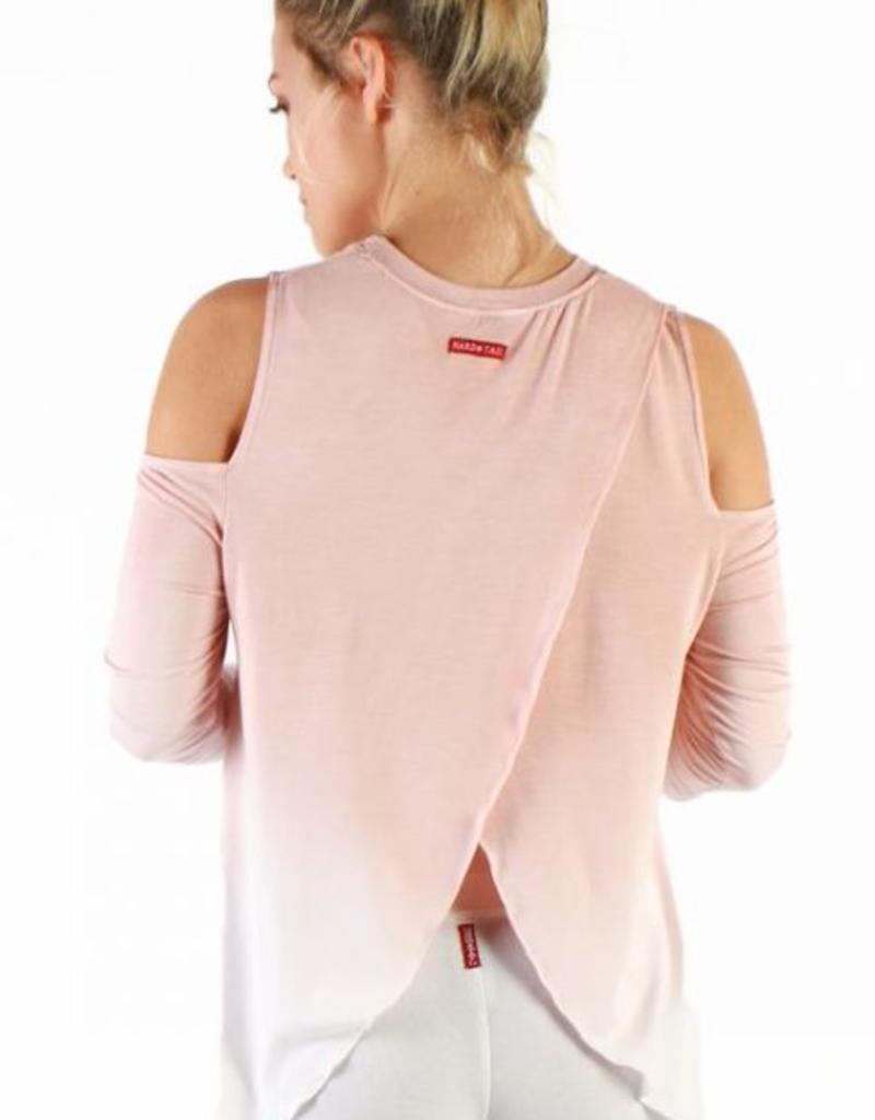 Tops Hard Tail - Wrap Back Shoulder Top