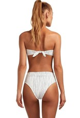 Swimwear Vitamin A - Mila Top in Bolero Stripe