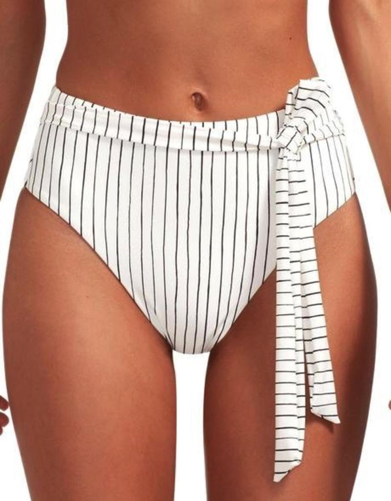 Swimwear Vitamin A - Lola Bottom in Bolero Stripe