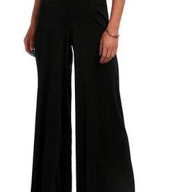 Pants Vitamin A - EcoRib Pant in Black
