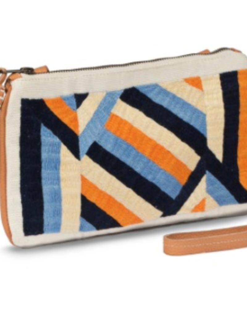 Bags Mercado Global - Isa Crossbody in Solar Embroidery