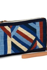 Bags Mercado Global - Isa Crossbody in Sky Embroidery