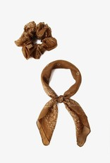 Accessories Chan Luu - Grass Roots 2-In-1 Scrunchie With Bandana