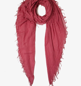 Scarves Chan Luu - Meadow Mauve Cashmere And Silk Scarf