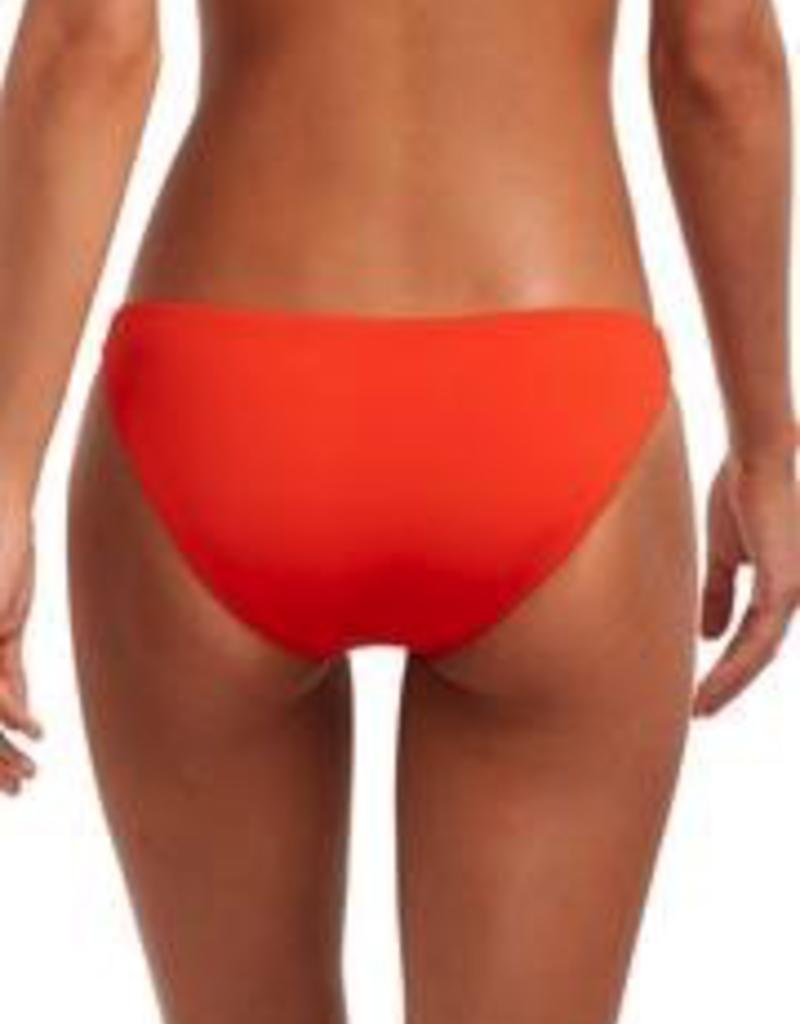 Swimwear Vitamin A - Luciana Full Coverage Bottom in Papavero