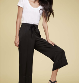Pants NATION LTD - San Vicente Crop Pant in Black