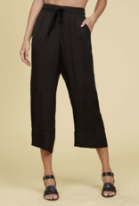 Pants NATION LTD - San Vicente Crop Pant in Black