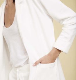 Jacket NATION LTD - Drea Relaxed Blazer in Ivory