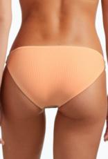 Swimwear Vitamin A - Luciana Full Coverage Bottom in Nectar Refresh Rib