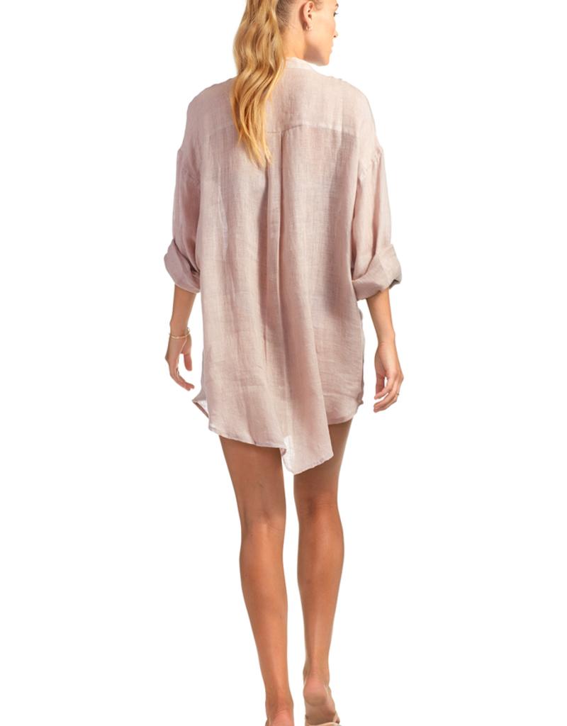 Cover Up Vitamin A - Playa Vee Shirt Dress
