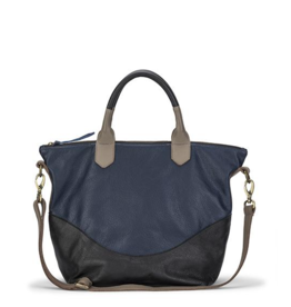 Handbags Molly G - Bridgette Tote in Navy