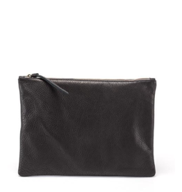 Handbags Molly G - Rebel Clutch in Black
