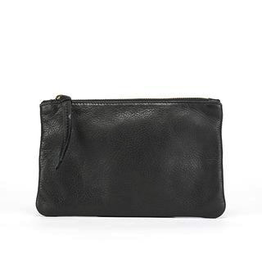 Handbags Molly G - Rebel Mini Clutch in Black