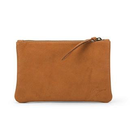 Handbags Molly G - Rebel Mini Clutch in Chestnut