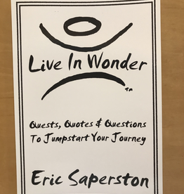 Books Live In Wonder - Eric Sapperston