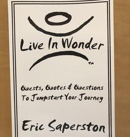 Books Live In Wonder - Eric Sapperston