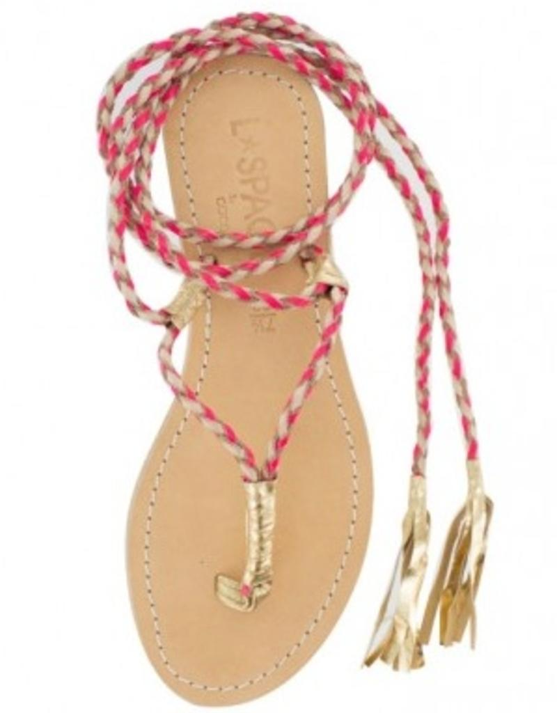 Footwear L*Space by Cocobelle Gili Ankle Wrap Sandals