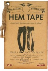 Accessories Hem Tape For Denim