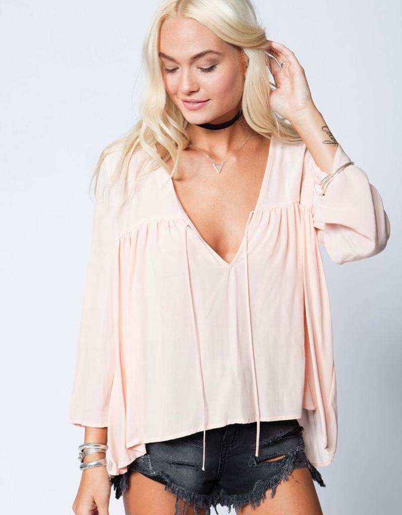 Tops Stillwater - Go With The Flow Top Glow