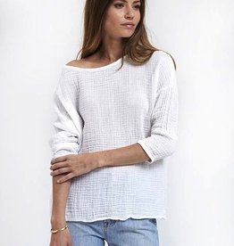 Tops felicite - Off The Shoulder Top in White