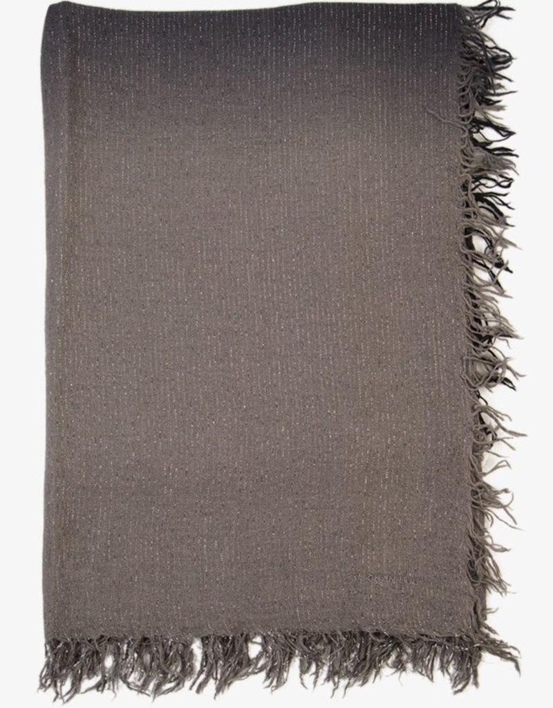 Scarves Chan Luu - Eiffel Tower Cashmere and Silk Scarf