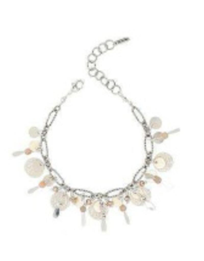 Bracelets Chan Luu - Sunstone Adjustable Charm Bracelet