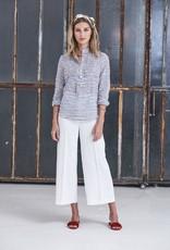 Tops felicite - Pintuck Top Cotton Stripe