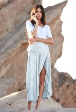 Skirt Nation LTD - Bianca Maxi Wrap Skirt