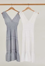 Dresses felicite - Smocked Gauze Dress