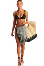 Sarong Vitamin A - Le Chic Wrap in Black