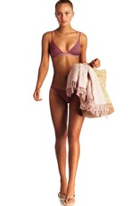 Sarong Vitamin A - Le Chic Wrap in Dusty Rose