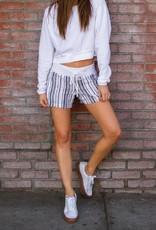 Shorts Hard Tail - Drawstring Short in White
