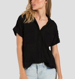 Tops bella dahl - Rolled Short Sleeve Button Down
