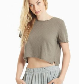 Tops Hard Tail - Crop T