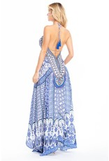 Baleric Beauty Maxi Dress