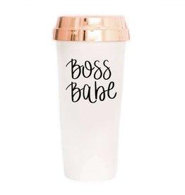 Sweet Water Boss Babe Travel Mug
