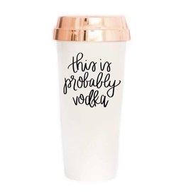 Sweet Water Prob Vodka Travel Mug